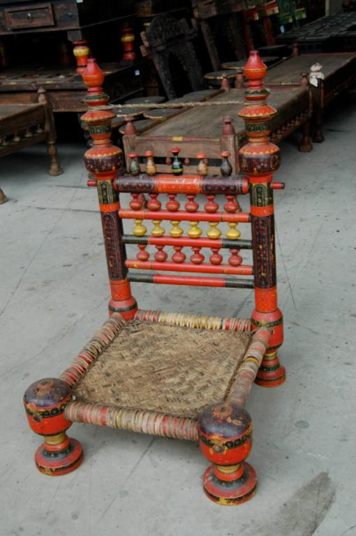 tribal chair, Pakistan