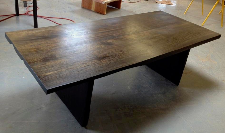 Charmant Mango.wood.table.raw.edge_0